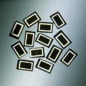 Matrix Mosaic, black, rectangle, 10x15x2mm