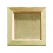 Cadre en bois, 23.5x23.5cm