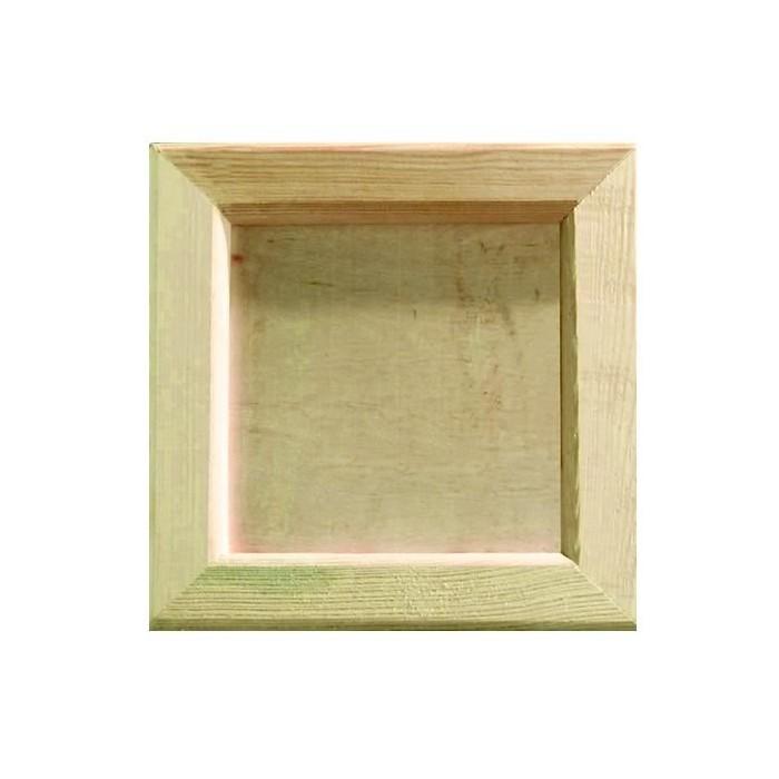 Wooden frame 23.5x23.5cm