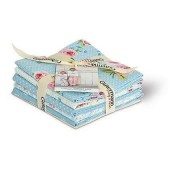 Gütermann Fat Quarters - Summer Loft blue