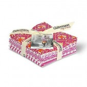 Gütermann Fat Quarters - French Cottage pink