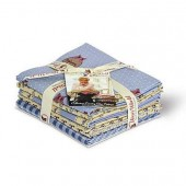 Gütermann Fat Quarters - Country Chic Cottage blue