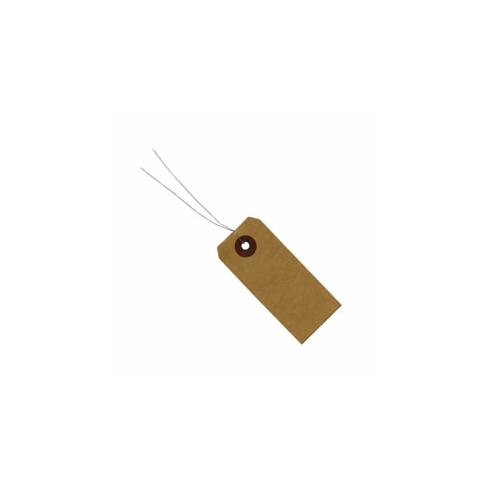 Artemio - 50 labels with metal wire