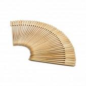 Brochettes en bois, 20cm, 100 pcs