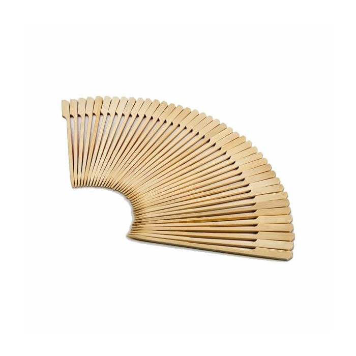 Wooden Skewer, 20cm, 100 pcs