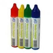 Set de 4 stylos de cire