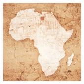 Serviette Afrika, 1 pce