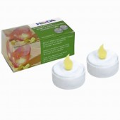 Electrical tea-lights, 2 pcs