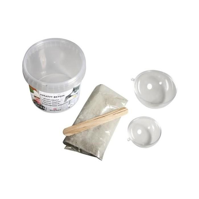 Creative set - Cement deco bowl