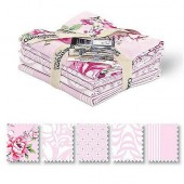 Gütermann Fat Quarters - Long Island rose