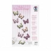 Ursus - Paper Kit Butterflies Shabby Rose