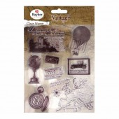 Clear stamps, Travel