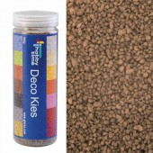 Coloured sand, brown, 480g