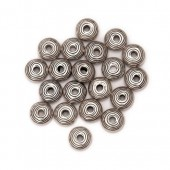 Metal Pearls 14mm 20 pcs