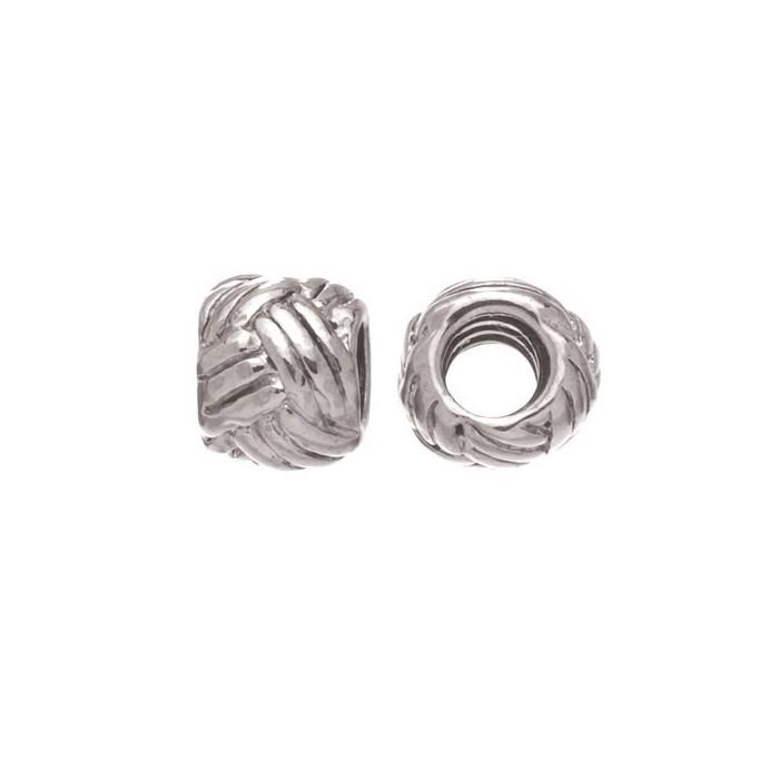Knot bead 7mm, 1 pce
