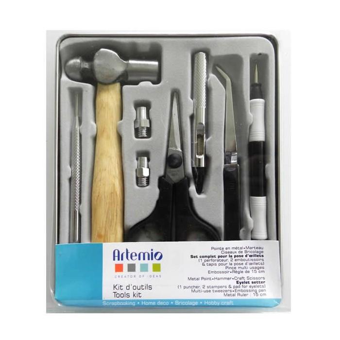 Tools kit Artemio