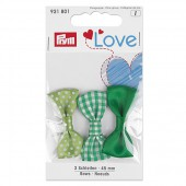 Prym Love - Bows 45mm - Green