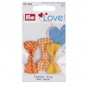 Prym Love - Noeuds 45mm - Set jaune