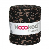 Hoooked Zpagetti, 120m, brown/black