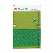 "Prym Love Accessories fabrics ""bag"" green"
