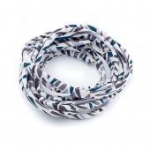 Liberty cord Karter lilac grey, 1m