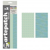 Artepatch paper, Pure Zen + Lotus, 2 sheets