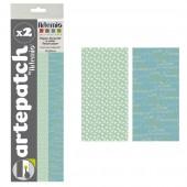 Papier Artepatch Pure Zen + lotus, 2 feuilles