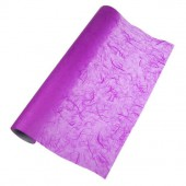 Fibre silk paper, purple