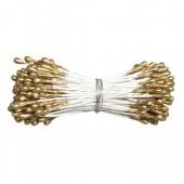 Pistils / étamines 2mm, or, 288 têtes