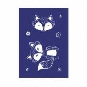 Stencil Fox A5