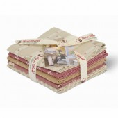 Gütermann Fat Quarters - Pemberley rose/beige