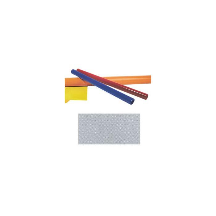 PVC canvas cover 50x70cm, silver