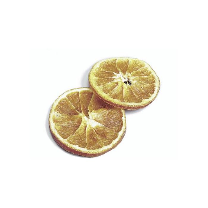 Orange slices, +/- 50g