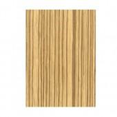 Autocollant A4 bois, effet bambou