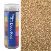 Coloured sand, gold, 480g