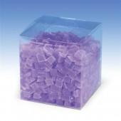 Wax cubes, 500g, lilac
