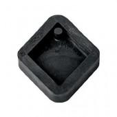 Moulding form pendant diamant 2.9x3.9cm