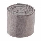 Feutrine, gris beige, 30cm/1m