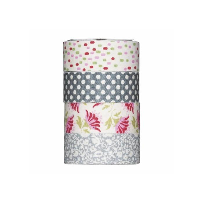 Tilda - Adhesive Fabric Painting Flowers