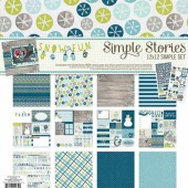Simple Stories - Snow Collection Kit