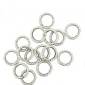 Jump rings 11mm, 5 pcs