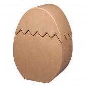 Cardboard box egg 14.5x8x20cm