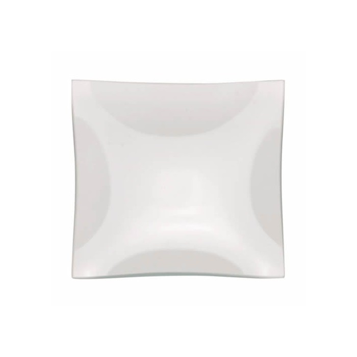 Glass blowl, square, 15.5x15.5cm