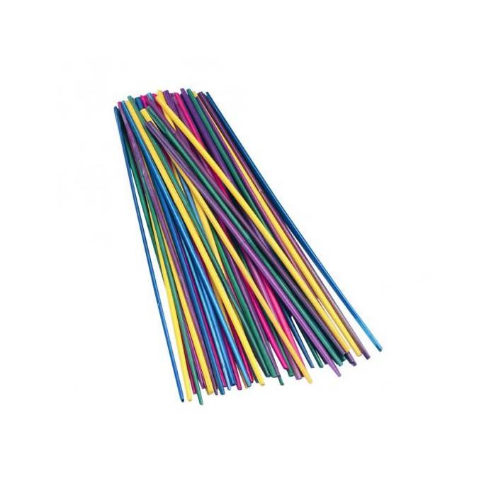 Straws natural, 22cm/50pcs