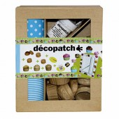 Decopatch kit - Macarons