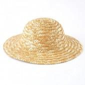 Chapeau de paille Ø7cm