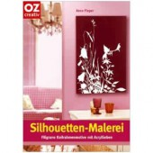 "Book ""Silhouetten-Malerei "", german"