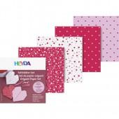 Papier origami Amour 15x15cm