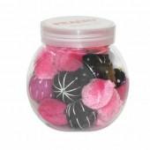 Mix boules en feutrine / pompons