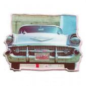 Motif à fixer au fer à repasser, 12.8x9.2cm Cadillac